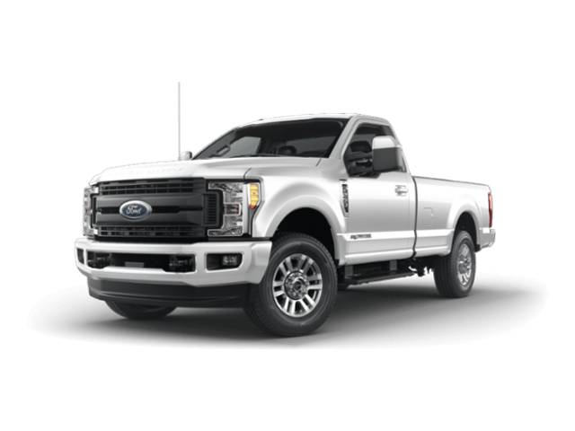 2019 Ford Super Duty F-250 SRW XLT XLT 4WD Reg Cab 8 Box
